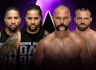 The Usos vs the Revival Super ShowDown 2019