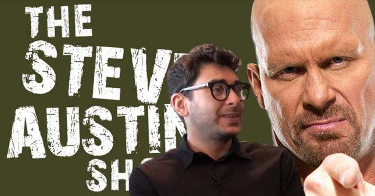 Quotes from Tony Khan on the Steve Austin Show