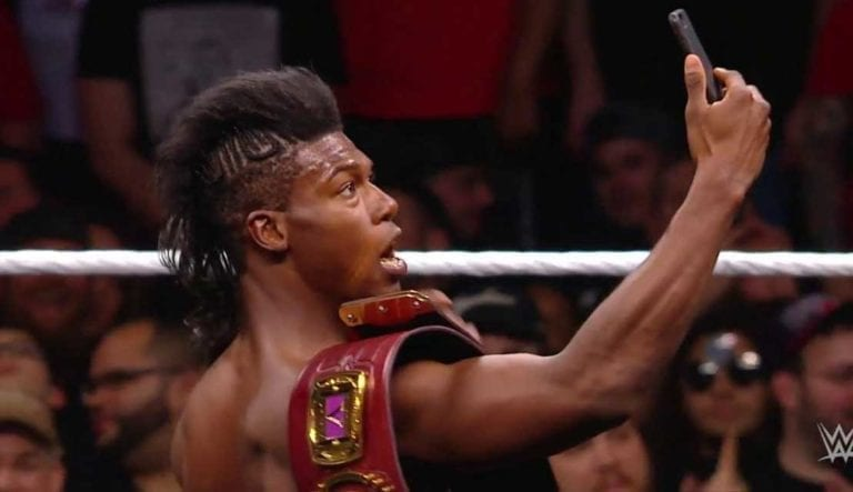 NXT's Velveteen Dream Released from WWE Contract
