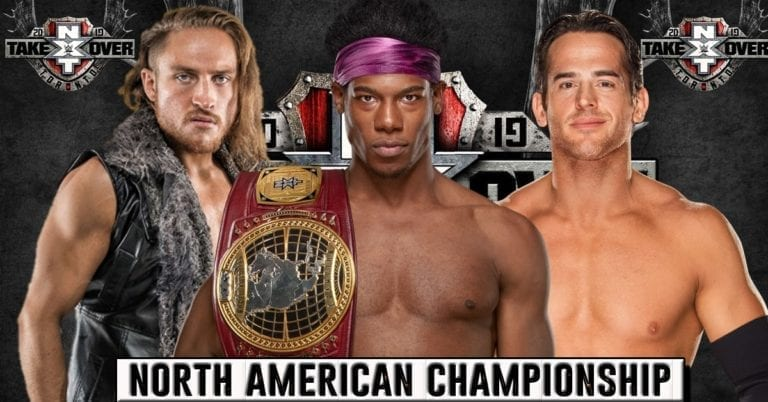 North American Title Triple Threat Announced for Takeover: Toronto
