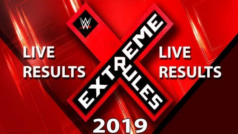 WWE Extreme Rules 2019 Live Results & Updates