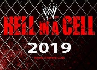 Hell in a Cell 2019 Logo
