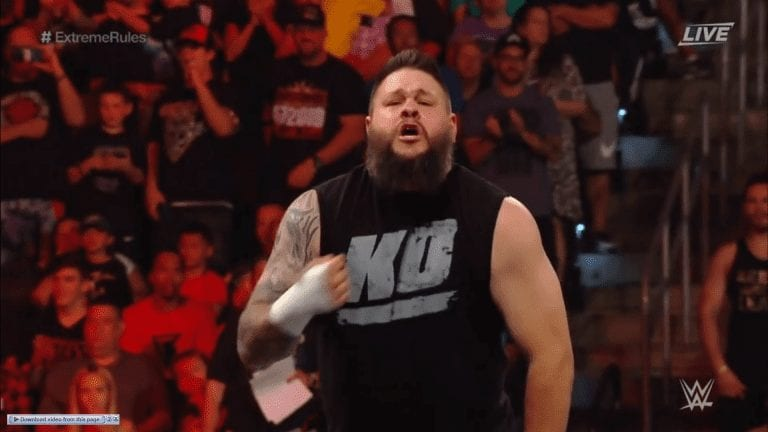 Extreme Rules 2019: Kevin Owens Stuns Dolph Ziggler