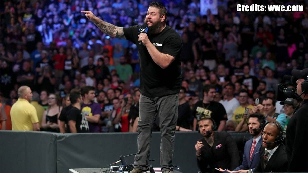 Kevin Owens Rant SmackDown 9 July 2019