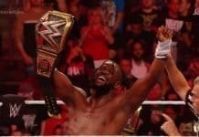 Kofi Kingston Extreme Rules 2019