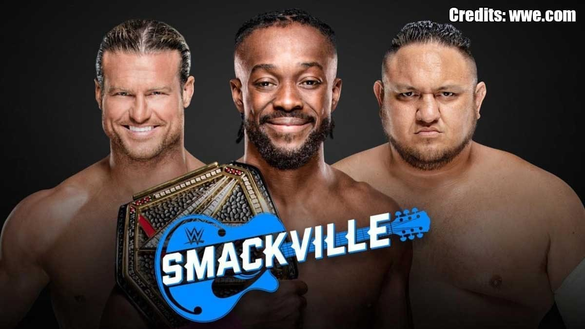 SmackVille WWE Network Special 27 July 2019
