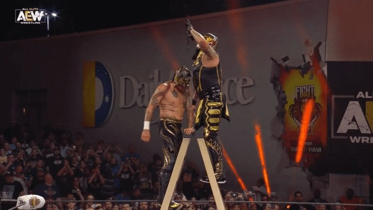 Lucha Bros Fight For The Fallen 2019