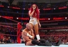 Mike and Maria Kanellis RAW 1 July 2019
