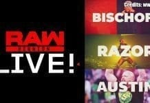 RAW reunion 22 July 2019
