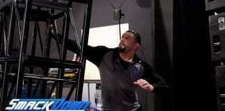 Roman Reigns Accident SmackDown 30 July 2019