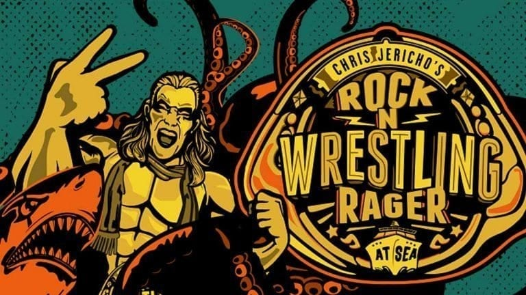 Lineup for Second Annual Chris Jericho Rock 'n' Wrestling Rager at Sea Cruise trip