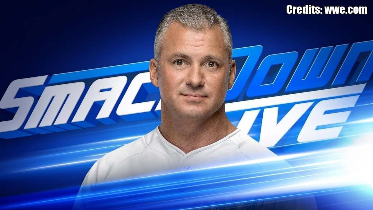 Shane McMahon Townhall SmackDown 16 July 2019