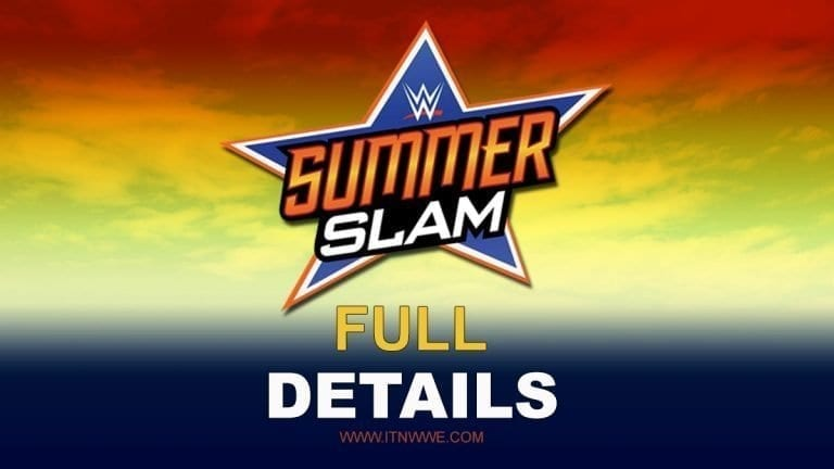 WWE SummerSlam 2019 Tickets, Matches, Date, Location, Start Time