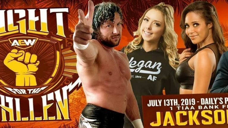 AEW Fight for the Fallen 2019 Predictions & Preview
