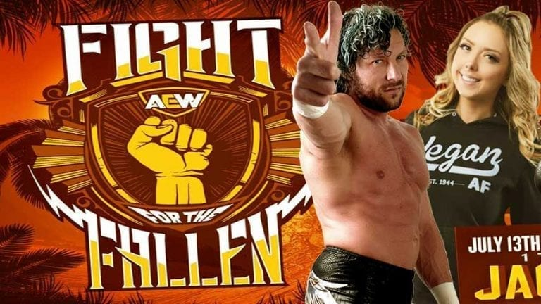 AEW Fight For the Fallen 2019 Tickets, Matches, Date, Time