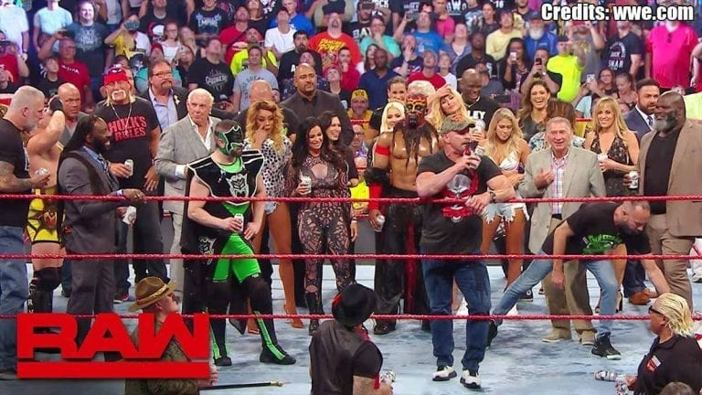 RAW Reunion: Complete List of WWE Legends Appeared at Show