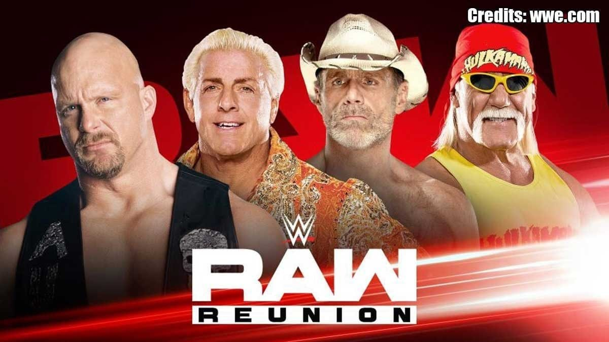 RAW Reunion Poster 22 July 2019