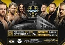 AEW Show Pittsburgh 23 October 2019