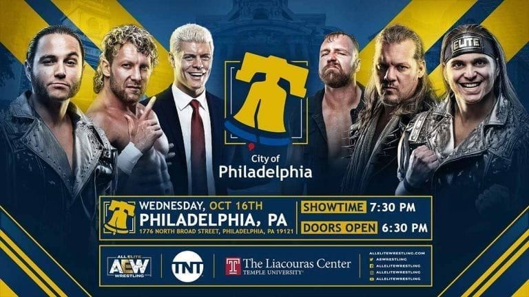 AEW Announces Ticket Sales for Episode 2 & 3 of TV Show