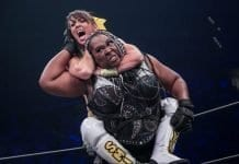 Awesome Kong at AEW Double or Nothing 2019