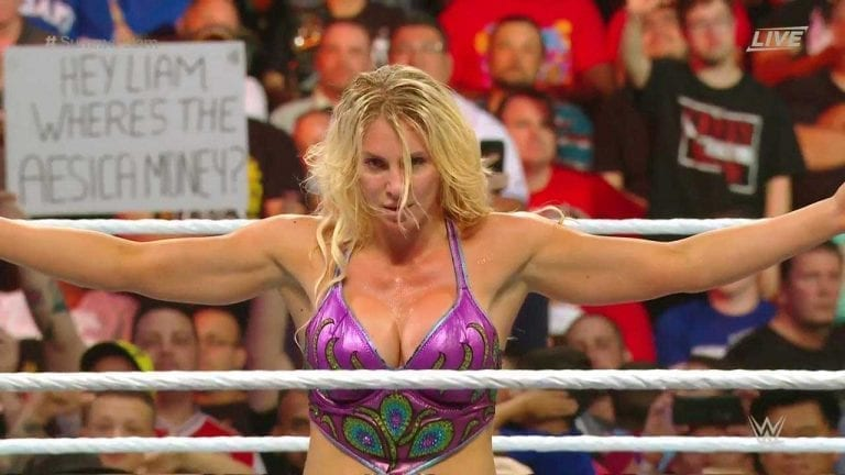 Charlotte Flair Suspended & Fined After Snapping at WWE Referee