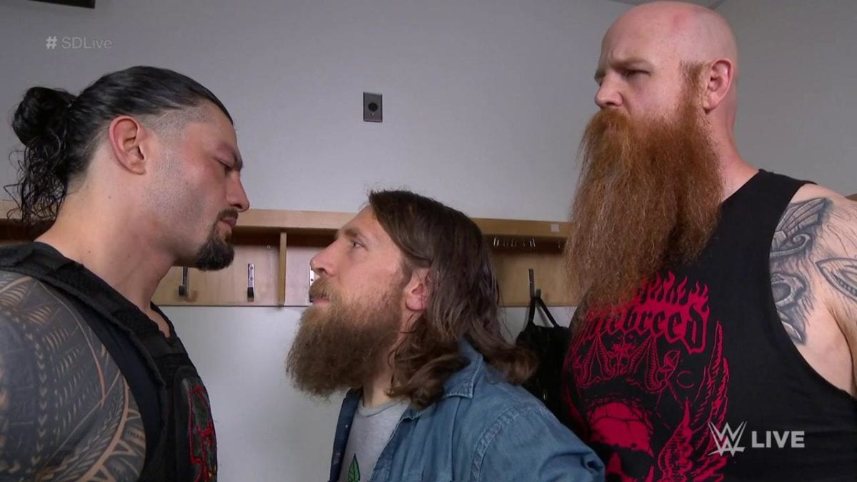 Daniel Bryan to Reveal Roman Reigns attacker