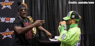 R-Truth SummerSlam Meet and Greet