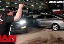 Roman Reigns Car Accident RAW 5 August 2019