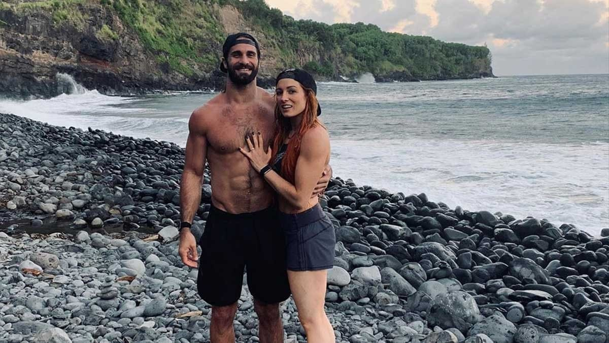 Seth Rollins and Becky Lynch Announce Engagement