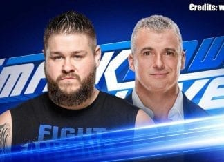 Shane McMahon on Kevin Owens Show SmackDown 6 August 2019