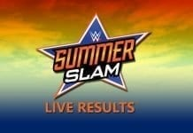 SummerSlam 2019 Live Results