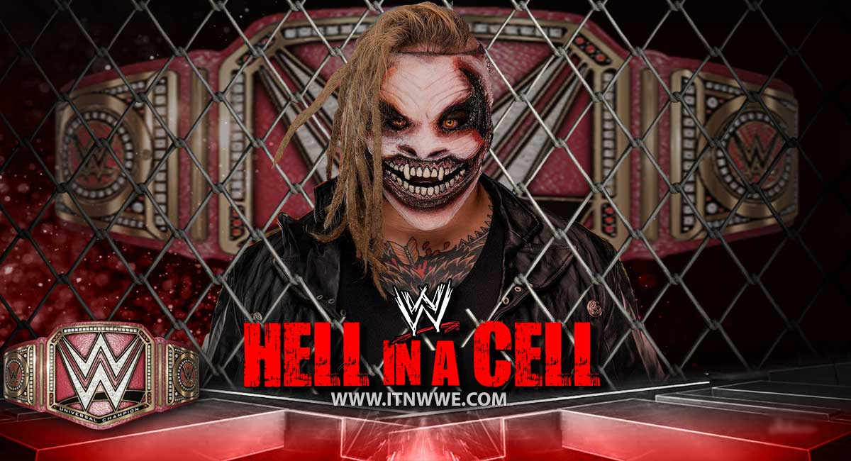 The Fiend Hell in a Cell 2019