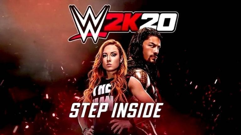 WWE 2K20 Trailer Leaked Online, Becky Lynch & Roman Reigns on Cover