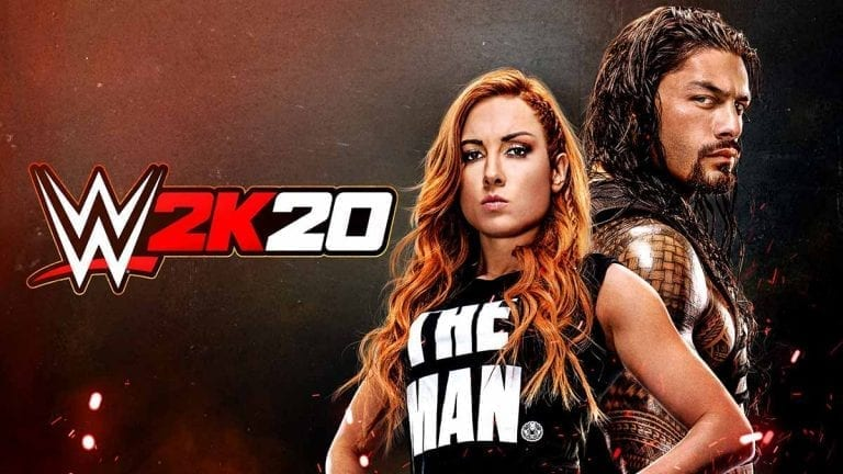 2K Releases Patch With First Round of Fixes for WWE 2K20