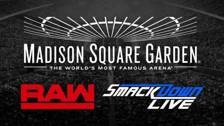 WWE Announces Double Main Events for MSG TV Taping Return