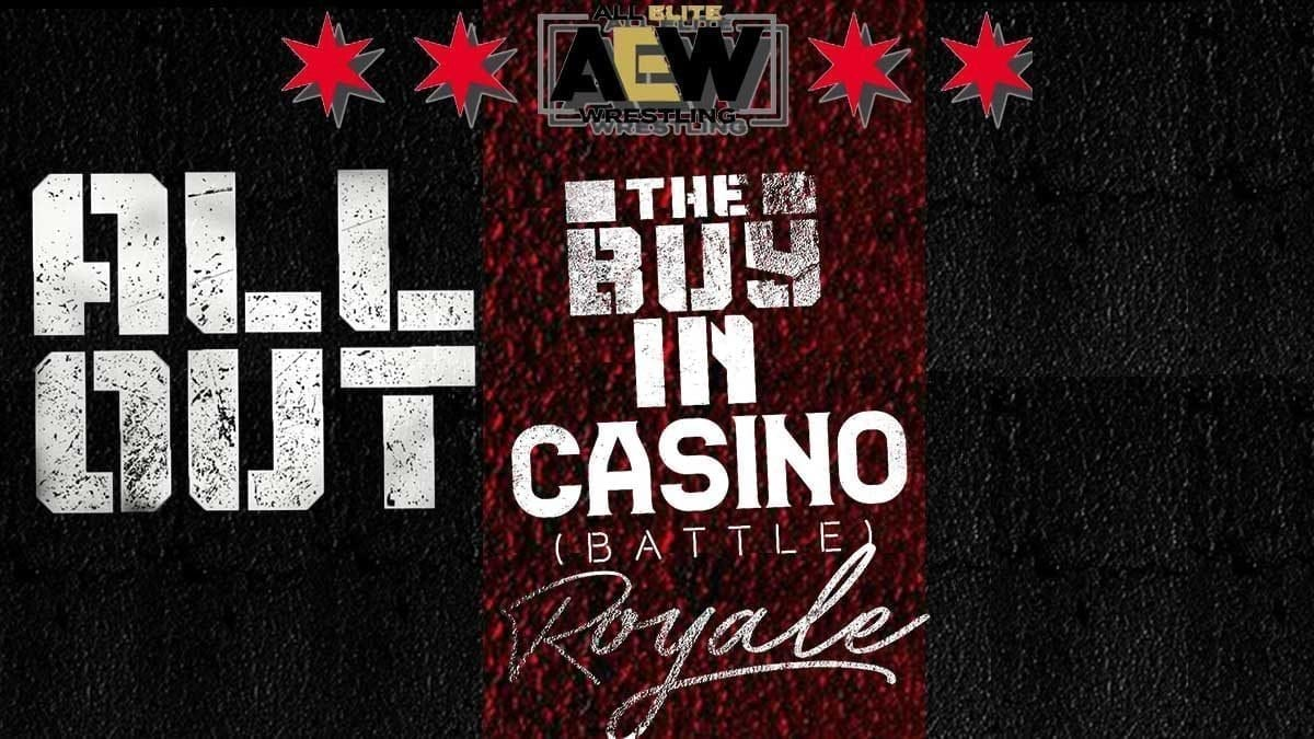 Women's Battle Royal at All Out Buy in Pre-show