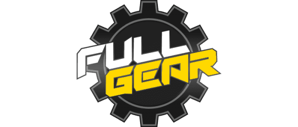 AEW full Gear Logo 2019