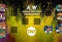 AEW World Tag Team Championship Tournament Bracket