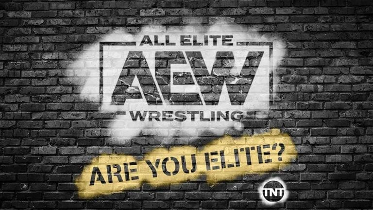 AEW New Trademark Almost Confirms TV Show Name on TNT