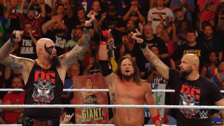 Clash of Champions: AJ Styles Retains Title In Pre-Show Match