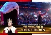 Baron Corbin King of the Ring 2019 Winner