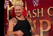 Baron Corbin has reached the final of King of the Ring 2019 Tournament