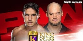 Baron Corbin vs Chad Gable - King of the Ring Finals