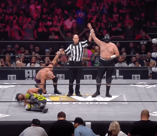 Dark Order AEW All Out 2019
