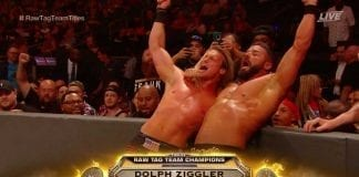Dolph Ziggler & Robert Roode New Raw Tag Team Champion at WWE Clash Of Champions
