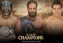 Drew Gulak vs Humberto Carrillo vs Lince Dorado Cruiserweight Champion at WWE Clash Of Champions 2019