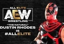 Dustin Rhodes Signs Multi-Year Deal with AEW