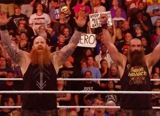 Bludgeon Brother Reunite at WWE Clash Of Champions 2019