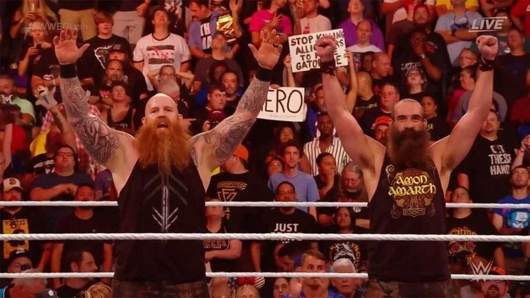 Clash of Champions: Bludgeon Brother Reunite to Defeat Roman Reigns