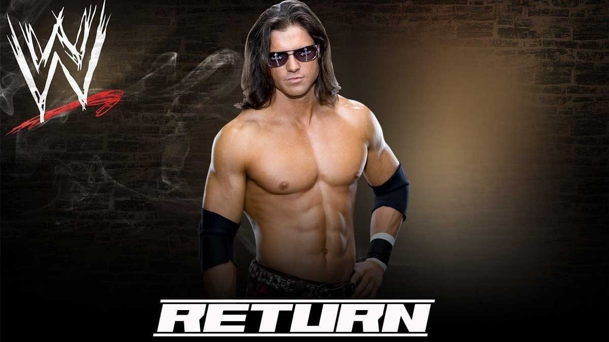 John Morrison return to WWE